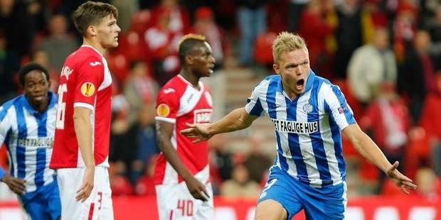 Europa League: le Standard craque face à Esbjerg (1-2) - La DH
