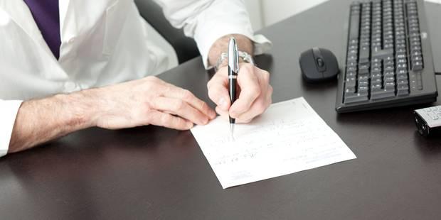 Les médecins du Tournaisis poursuivent leur grève des gardes de nuit - La DH