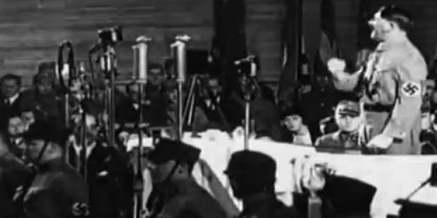 Découverte exceptionnelle à Bruxelles du premier film américain anti-nazi