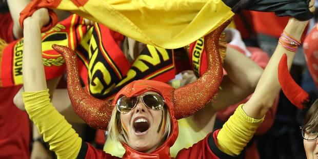 10.000 fans des Diables Rouges sur le tramac: Brussels Airport s'inquiète - La DH