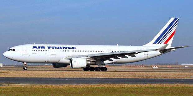 Une tonne de cocaïne saisie sur un avion d'Air France - La DH