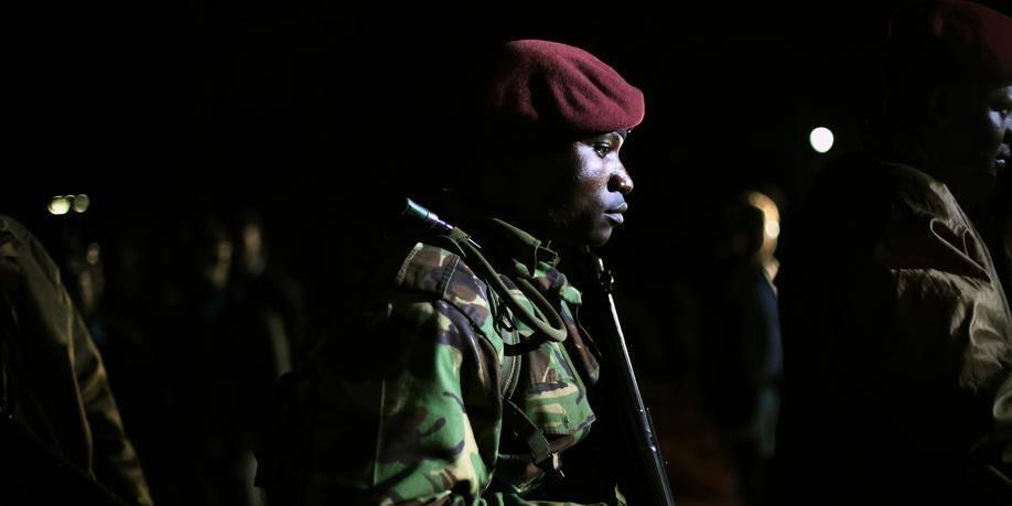 """Prise d'otages à Nairobi: """"Nous contrôlons le Westgate"""" assurent les forces kényanes"""