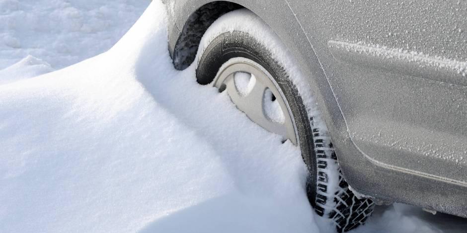 Bientôt des incitants pour les pneus hiver