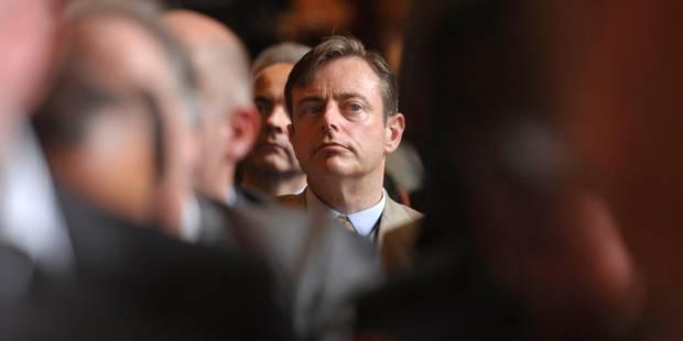 Bart De Wever? Une pâle copie du Vlaams Belang - La DH