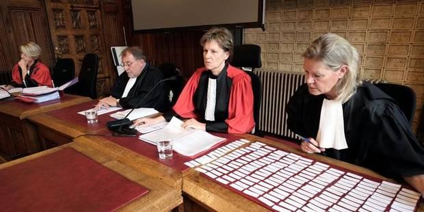 Procès Romain Schreul: l'accusé est narcissique, manipulateur et pervers - La DH