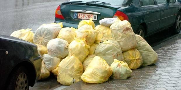 Anderlecht fait le choix d'une politique r�pressive en mati�re de propret�