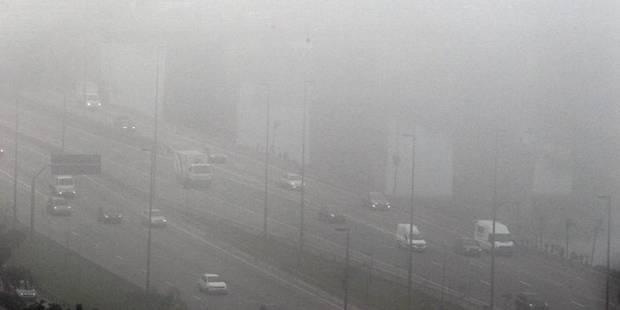 La pollution coûte un an de vie aux Belges - La DH