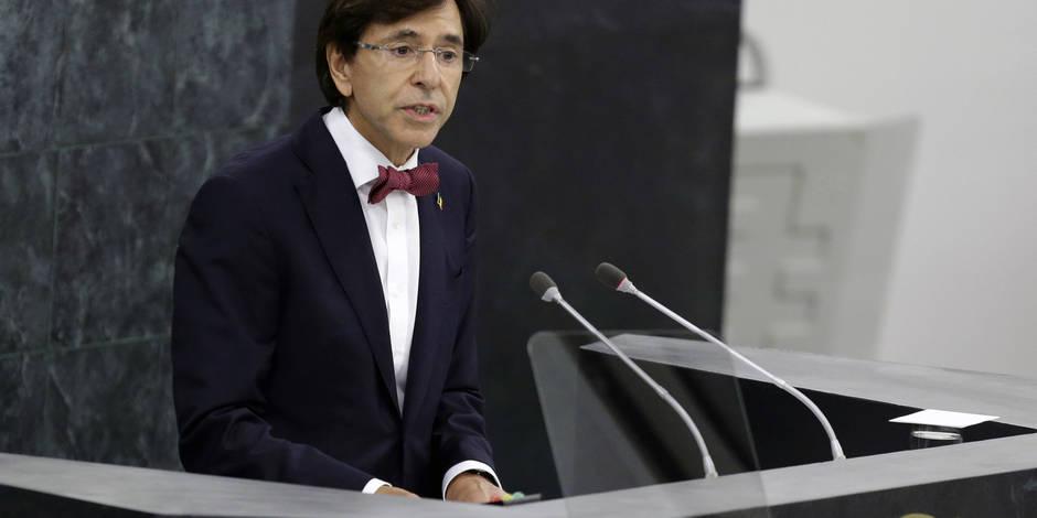 Conseil de sécurité en 2018: la Belgique en campagne