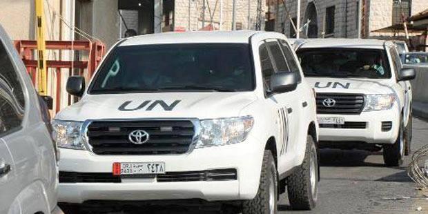 Syrie: les experts en désarmement débarquent