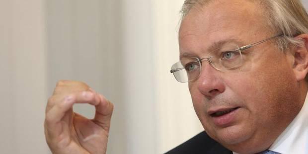 """André Antoine conteste le versement """"anticipé"""" de 12 millions à Bruxelles - La DH"""