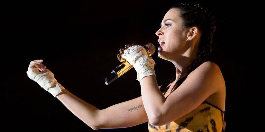 Katy Perry: Le chagrin d'amour lui va si bien