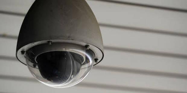 La SNCB équipe une partie de ses trains de caméras de surveillance - La DH