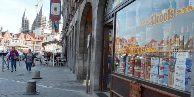 Les d�bits de tabac pullulent en centre-ville !