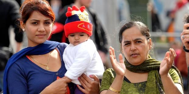 200 Afghans logés jusque lundi à Saint-Gilles - La DH