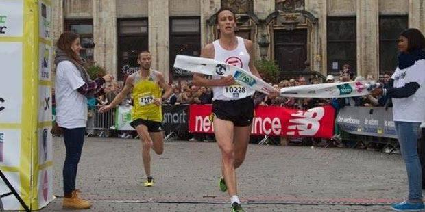Sihammane r�ve du marathon