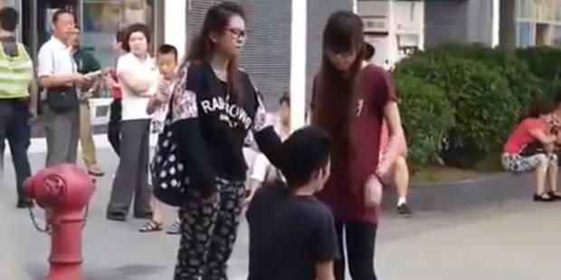 Elle humilie son mec infidèle devant tout le monde - La DH