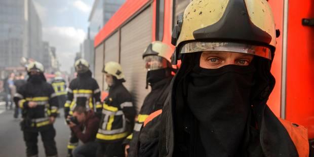 Grave incendie dans une usine de confiserie à Manage - La DH