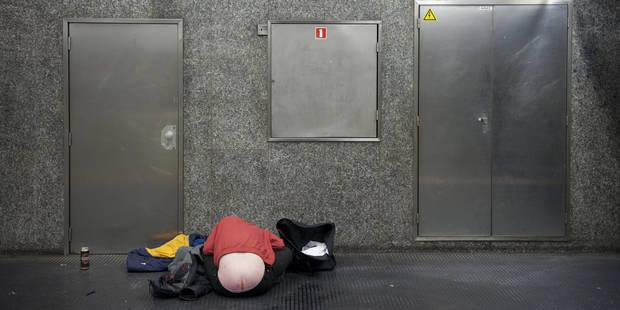1/3 des Bruxellois sous le seuil de risque de pauvreté - La DH