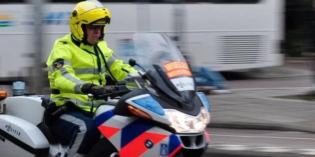 Il fonce sur des policiers et provoque 3 accidents ! - La DH