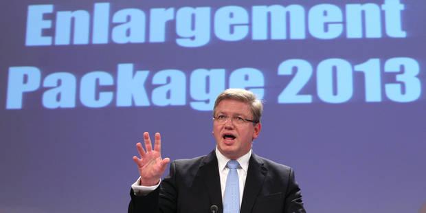 L'UE rouvre les négociations d'adhésion avec la Turquie - La DH