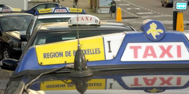 Taxis bruxellois: Feu vert du parlement bruxellois à la transformation des licences en fonds de commerce - La DH
