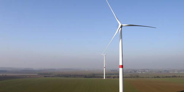 Une gaffe à la Région wallonne coince 48 éoliennes - La DH