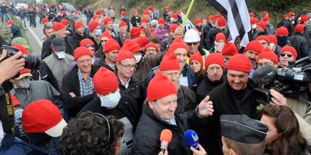 Ecotaxe: les Bretons font plier le gouvernement ! - La DH