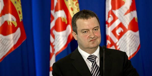 Les démarches serbes d'adhésion à l'UE polluées par le Kosovo - La DH