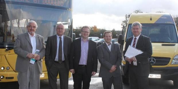 Changement de cap pour les bus Tec marchois - La DH