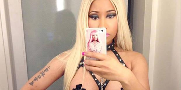 Le costume d'Halloween de Nicki Minaj - La DH