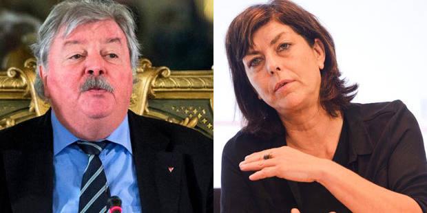 Démission de Freddy Thielemans: Milquet dénonce une pression du PS - La DH