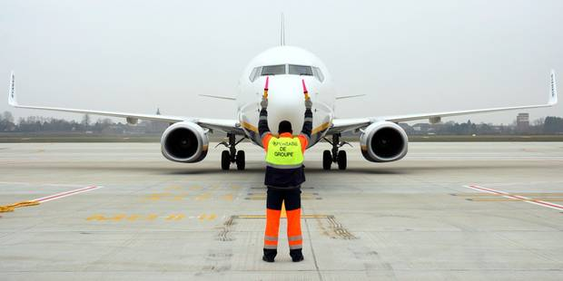 Jour J pour Ryanair à Charleroi - La DH