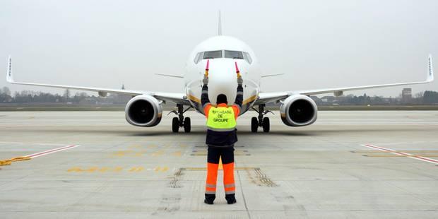 Jour J pour Ryanair � Charleroi