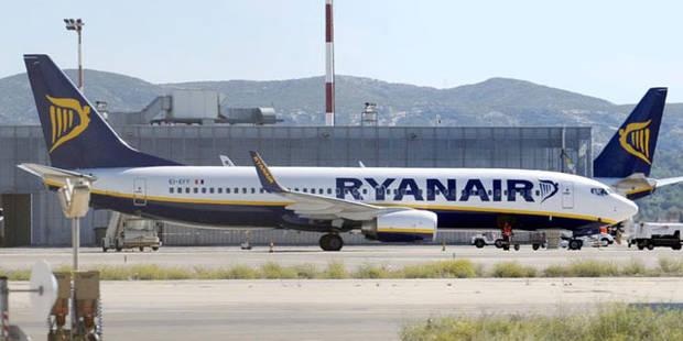 """Dossier Ryanair: """"il manque des preuves"""" pour le tribunal de Charleroi"""