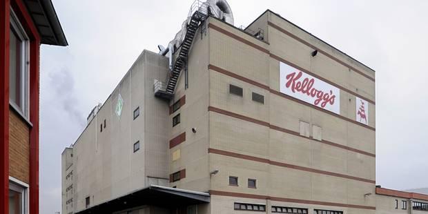 Le groupe Kellogg's va supprimer 2.000 emplois - La DH