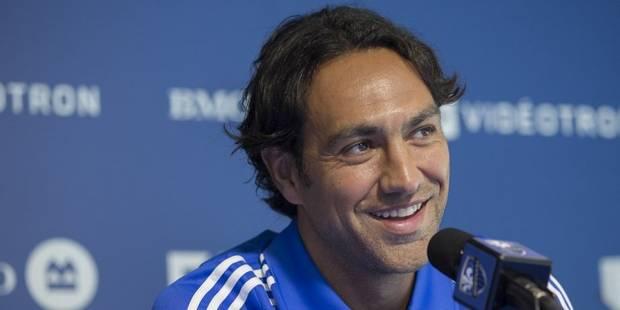 Alessandro Nesta prend sa retraite de joueur - La DH