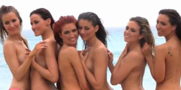 Le calendrier sexy des hôtesses... de Ryanair - La DH