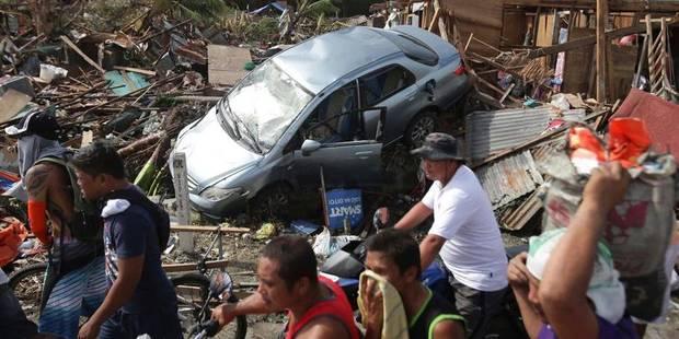 Philippines: les secouristes belges sur place - La DH
