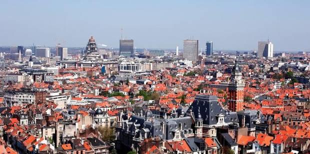 Le revenu moyen des Bruxellois a baissé depuis 2001 - La DH