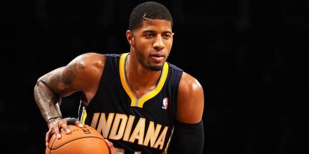 NBA: Indiana à George déployé - La DH