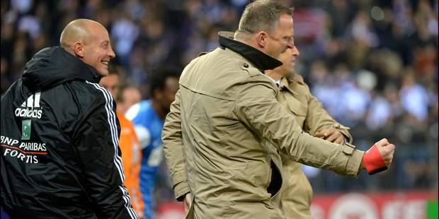 """van den Brom: """"Les critiques m'ont fait mal"""" - La DH"""