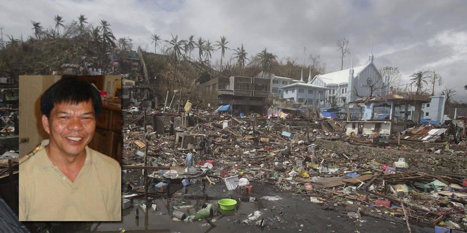 Philippines: Alex Cordero première victime belge