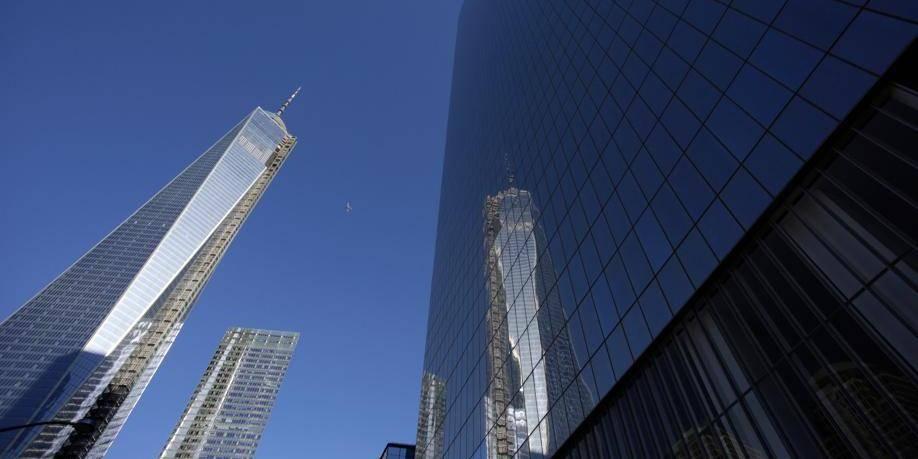Emotion sur le site du Wold Trade Center depuis le 11 Septembre