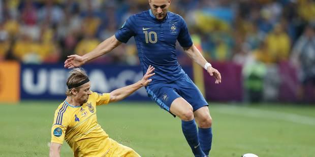 Deux équipes pour un Mondial: Ukraine-France - La DH