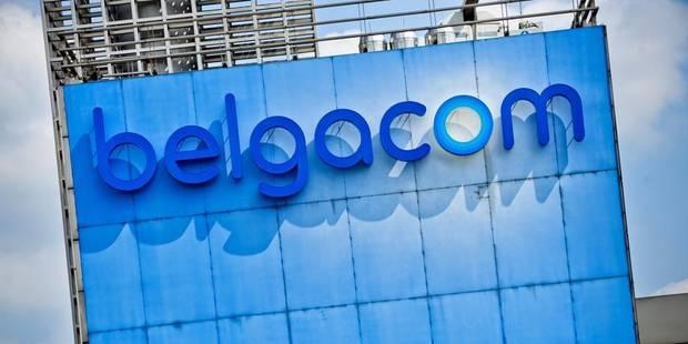 Deux mille clients de Belgacom pourraient avoir re�u une facture sal�e