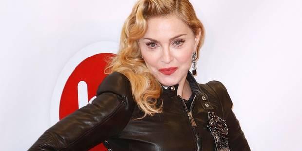 Madonna, artiste de musique la plus payée au monde - La DH