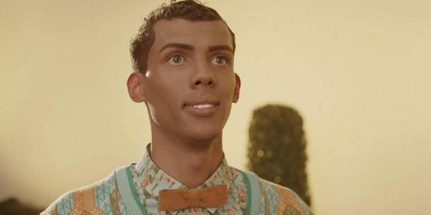 Stromae statufié au Musée Grévin - La DH