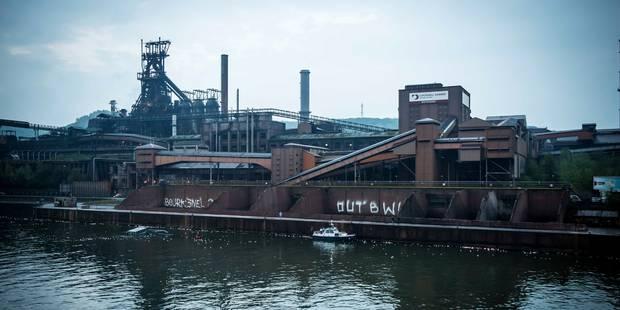 ArcelorMittal: la direction cesse toute négociation autour du volet social - La DH