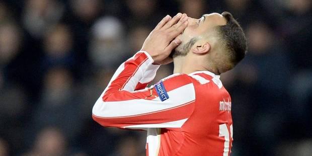 Olympiacos: Mitroglou ne jouera pas contre Anderlecht - La DH