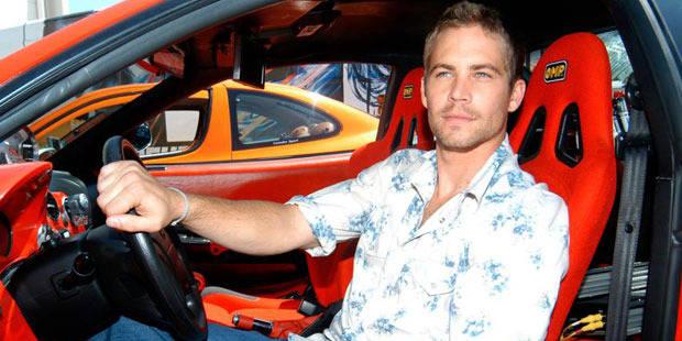 """Paul Walker, star de """"Fast and Furious"""", s'est tué en voiture"""